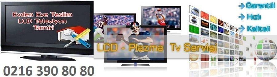 LCD Televizyon Tamircisi 0216 483 62 62